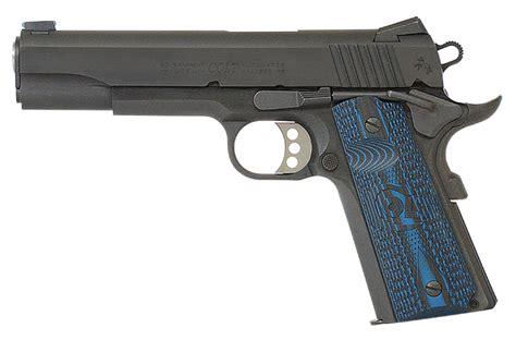 Colt 1911 Competition 45 Acp 5 Blue O1980ccs