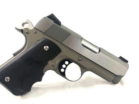 Colt 1911 Defender For Sale In California