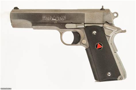 Colt 1911 Delta Elite Ss Barrel 10mm
