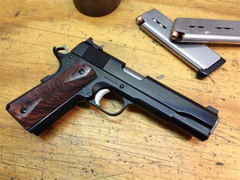 Colt 1911 Edc And Colt 1911 Gold Cup Trophy 45acp Pistol For Sale