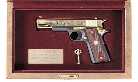Colt 1911 Founding Fathers