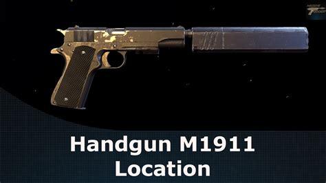 Colt 1911 Ghost Recon Wildlands