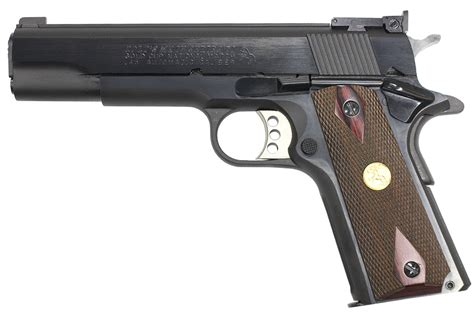 Colt 1911 Gold Cup 45 Acp Price