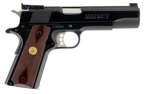 Colt 1911 Gold Cup Pistol For Sale