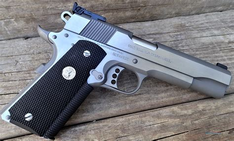 Colt 1911 Gold Cup Trophy Value And Colt 1911 Government Model Front Sight How To Take Off