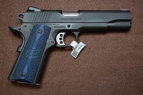 Colt 1911 Gov T 80 Series 9mm 5 Brl