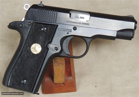 Colt 1911 Government 380