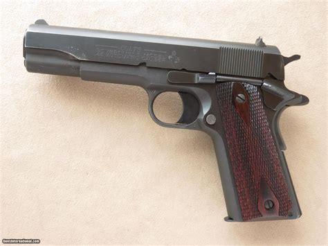 Colt 1911 Government Model Series 80 Value