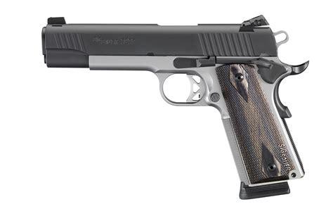 Colt 1911 In 357 Sig