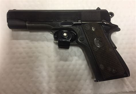 Colt 1911 Lw Commander 9mm