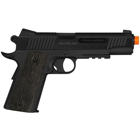 Colt 1911 Metal Rail Gun Airsoft
