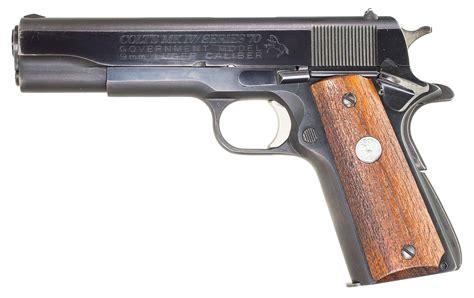 Colt 1911 Mkiv Series 70 Government Model Slide Ebay