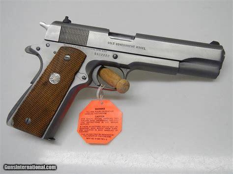 Colt 1911 Mkiv Series 80 Serial Numbers