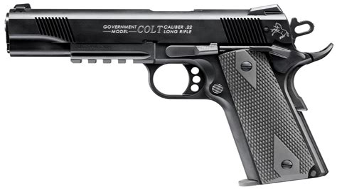 Colt 1911 Rail Gun 22lr Parts
