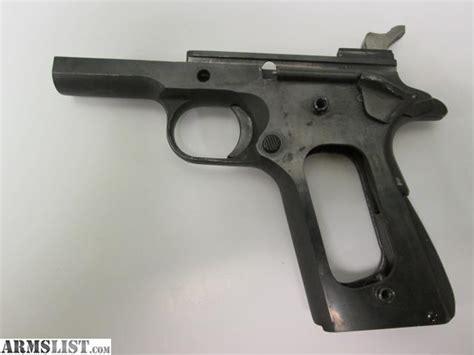 Colt 1911 Series 70 Frame