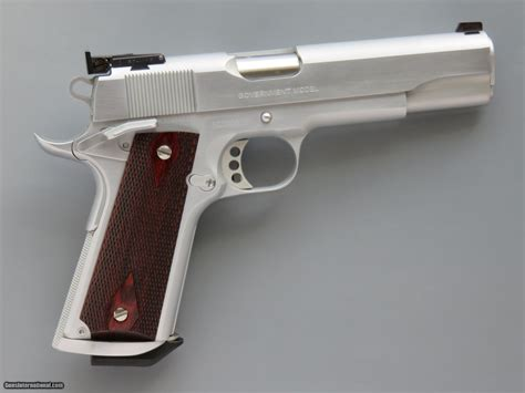 Colt 1911 Special Combat Government Competition