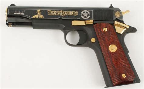 Colt 1911 Texas Ranger Edition