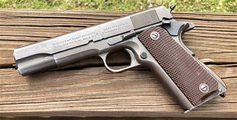 Colt 1911 U S Wb