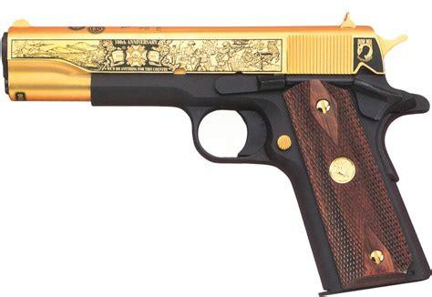 Colt 1911 Vfw 100th Anniversary Tribute