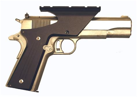 Colt 1911 With Scope