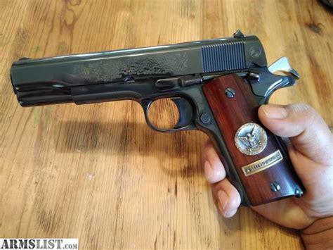 Colt 1911 Ww1 Commemorative For Sale