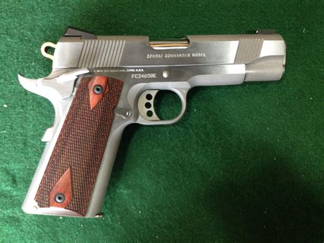 Colt 1911 Xse Stainless Review