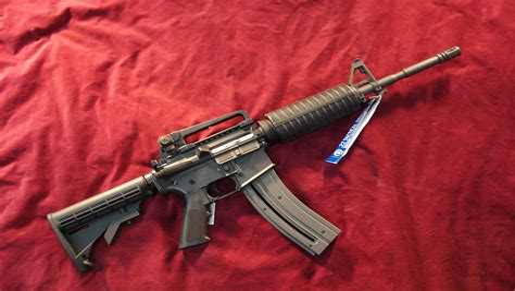 Colt 22 Cal Assault Rifle