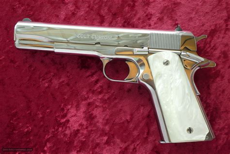 Colt 38 Super Custom Review - M1911 Pistols Reviews