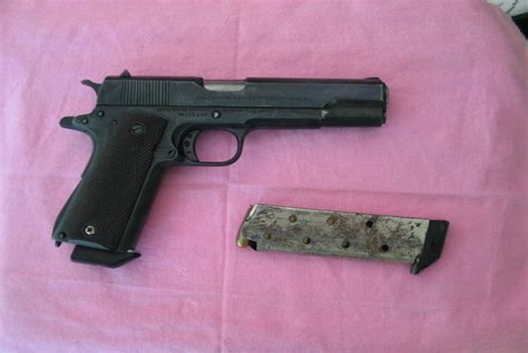Colt 45 1911 Philippines