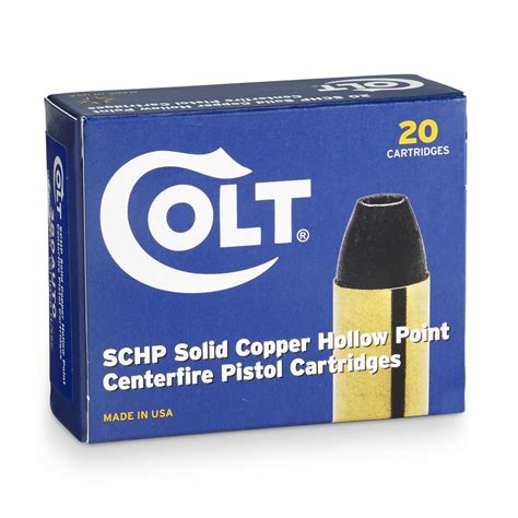 Colt 45 Acp Ammo Review
