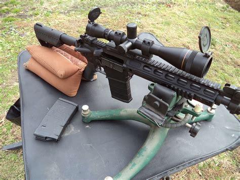 Colt 901 M A R C Accuracy Test Review Part 1