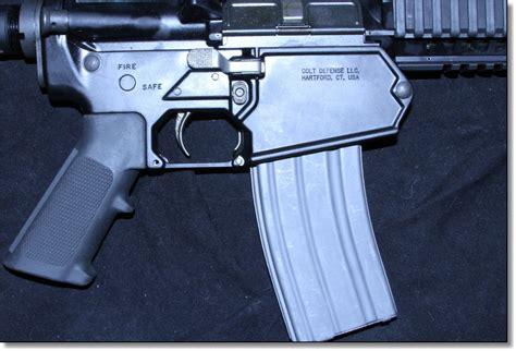 Colt 901 Modular 308 223 Carbine - New Gun Review