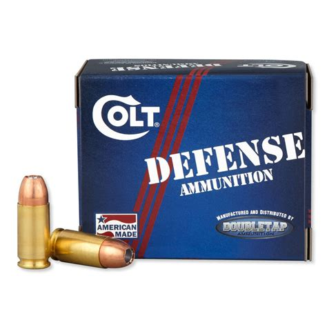 Colt 9mm Defense Ammo