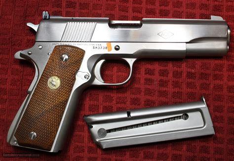 Colt Ace 22 Long Rifle Service Model