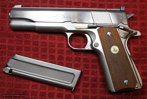 Colt Ace 22 Long Rifle Slide