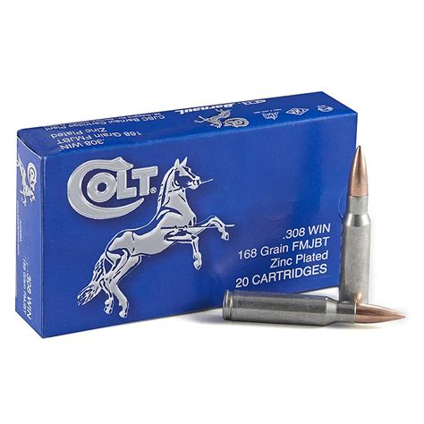 Colt Ammo 308