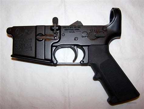 Colt Ar 15 Lower Receiver For Sale