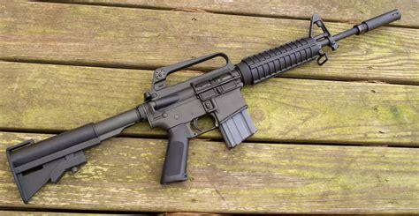 Colt Ar 15 Vs Colt M4 Carbine
