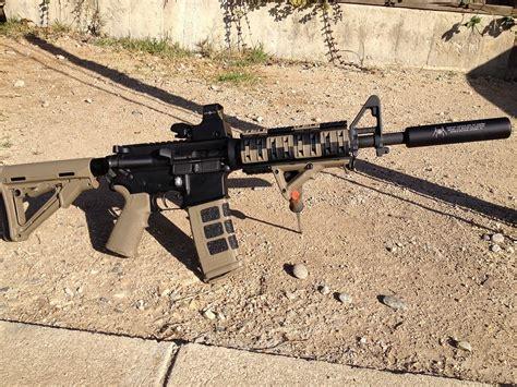 Colt Ar Hunting Rifles
