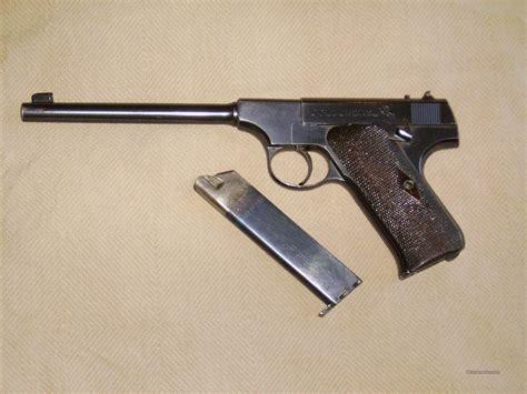 Colt Automatic 22 Cal Long Rifle