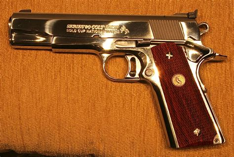 Colt Bright Stainless