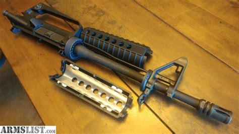 Colt Commando Carry Handle