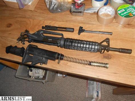 Colt Commando Parts Kit