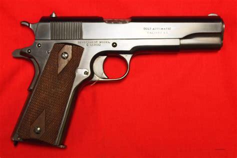 Colt Commercial 1911 For Sale
