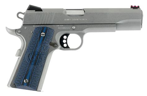 Colt Competition Stainless 1911