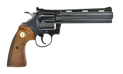 Colt Diamondback 22 Long Rifle Revolver