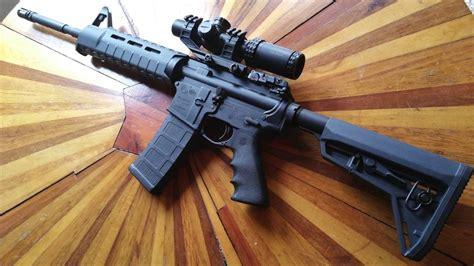 Colt Expanse Vs M P 15 Sport 2