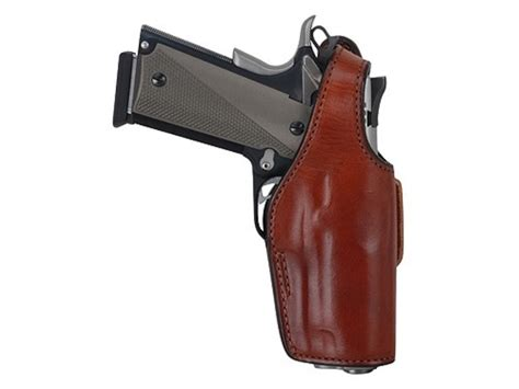 Colt Government 380 Leather Holster