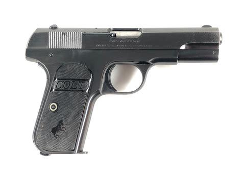 Colt Hammerless 32 Acp