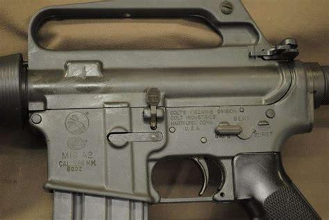 Colt M16a2 Lower Receiver